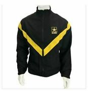 Us Army Apfu Physical Fitness Pt Jacket Small Regular