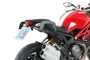 Ducati Monster 1100 Evo Panniers Hepco And Becker Street Softbags Inc Fitting Kit