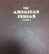 The American Indian Chief Album. 51 Sterling Silver 1oz Chief Portrait Coins