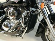 Kawasaki Vn1600 Classic Engine Guard - Chrome By Hepco And Becker 2003-2008