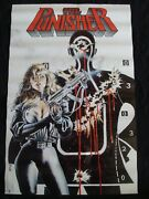 The Punisher Comic Book Poster Mark Texeira Lynn Michaels 1995