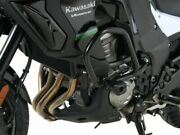 Kawasaki Versys 1000 / S/se Engine Guard - Black Hepco And Becker From 2019
