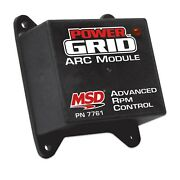 Msd 7761 Power Grid Ignition System Rev Limiter Module Slew Rate And Time Based