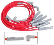 Msd 31339 Custom Spark Plug Wire Set For On Ford Engine W/hei Boots