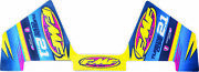Fmf Racing Muffler And Silencer Replacement Decal 2 Stroke - Turbinecore 2.1 14828