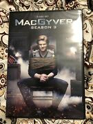 Macgyver Season 3 [new Dvd] Boxed Set, Dolby, Subtitled, Widescreen,