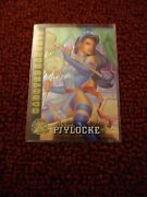 1995 Fleer Ultra Haunted Mansion Psylocke As The French Maid 96 Rare