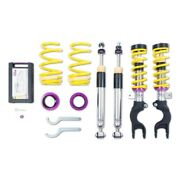 Kw 35287007 Coilover Variant 3 Inox For 17+ Tesla Model 3 New