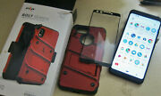 Samsung Google Pixel 3 Android Cell Phone U S Cellular, Bolt Series Case And Glass