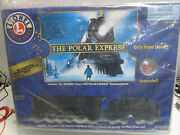 Lionel Polar Express Battery Powered Train Set 32 Track Pieces - Factory Sealed