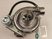 Gt30 T3t4 Gt3582 T04e T3 A/r.50 A/r.48 V-band Universal Billet Turbo Charger