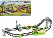 Hot Wheels Mario Kart Circuit Lite Track Set Ages 5+ Toy Race Play Car Play Gift
