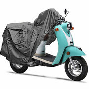 Motorcycle Bike Cover Travel Dust Storage Cover For Vespa Et2 Et4 Limited