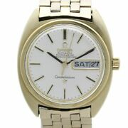 Free Shipping Pre-owned Omega Constellation Gerald Genta Antique Watch 168.029