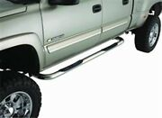 Smittybilt Cn1930-s4s Sure Step Side Bar Stainless 3 In No Drill Installation