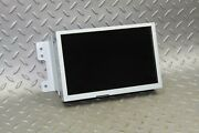 16-17 Mkx Audio Dash Information Display Nonnav 8 Touch Screen Factory Oem