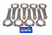 Crower 6.000 In Billet I-beam Connecting Rod Sbc 8 Pc P/n Ml93006b5-8