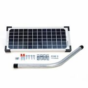 Part Fm123,gto, Inc.,mighty Mule, 10w Solar Panel, Can Install As An Alternative