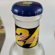 Large Jeff Gordon 24 Nascar Plastic Bottle Coin Bank 19.5 Inches Tall