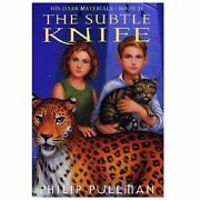 His Dark Materials The Subtle Knife 2 By Philip Pullman 1997, Hardcover