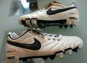 Nike Air Zoom Total 90 Brasilian New Soccer Cleats Shoes Vintage Retro Size 6