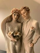 Guiseppe Armani A World Of Love Bride Groom 1749f - Original Packaging