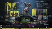 Confirmed Order For Cyberpunk 2077 Collectorand039s Edition Playstation 4 2020