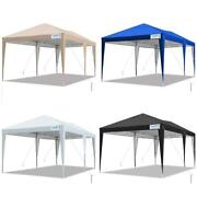 Quictent Heavy Duty 10x20 Ez Pop Up Party Canopy Tent Outdoor Wedding Shelter Us