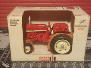 International 606 1/16 Diecast Farm Tractor Replica Collectible By Scale Models