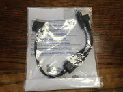 Genuine Oem 5-series Bmw Ipod Cable Adapter For Iphone 61120440812 Brand New