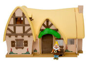 Rare Disney Store Playset - Snow White And The Seven Dwarfs Cottage - Excellent