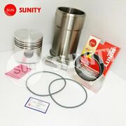 Taiwan Sunity - Engines Parts Ysm12 Liner Piston Pin Clips Rings For Yanmar