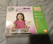 New In Box Leapfrog Tag Learn To Read With The 1 Selling Reading System