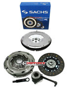 Sachs-fx Stage 1 Clutch Kit+aluminum Flywheel For Vw Beetle Turbo S 1.8t 6-spd