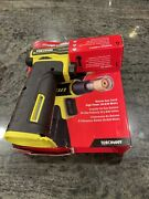 New Snap On-andtrade️ Torch400y Butane Gas Torch In Hi-viz Yellow