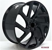 22 Wheels For Land Rover Discovery Lr3 Lr4 22x9.5 4 Wheels