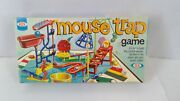 Vintage Mouse Trap Board Game 1970 Some Wear Nice Condition 99 Complete