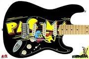 Pacman 1980and039s Game Board Retro Coolness Music Amp Guitar Skin Vinyl Decal Theme