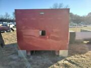 Bare Ambulance Box For A 2013 Dodge 3500 Cab And Chassis