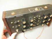 Magtroniks Syntha Bass Asis History Display Repair Synthesizer Old Rare Find Wg