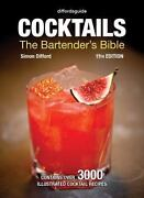 Diffordsguide Cocktails The Bartender's Bible By Simon Difford 2013,...