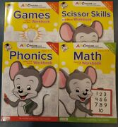 Abc Mouse- Math Counting 1-10 Phonics Letters Scissor Skills And Games Ages 3-8