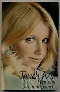 Suzanne Somers / Touch Me Signed 1st Edition 1973