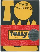 Pete Townshend / The Who's Tommy The Musical Signed 1st Edition 1993