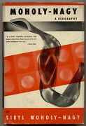 Sibyl Moholy-nagy / Moholy-nagy Experiments In Totality First Edition 1950