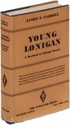 James T Farrell / Young Lonigan A Boyhood In Chicago Streets 1935