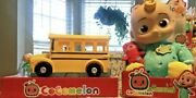 New Cocomelon Singing Bedtime Jj Doll Plush And School Bus Will Arrive Before Xmas