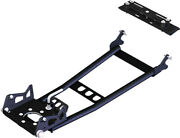 Hybrid Snow Plow System Yamaha Grizzly 550 2009-2014