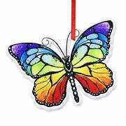 Butterfly Keepsake Christmas Ornament 2020 Butterfly Christmas Tree Decorations
