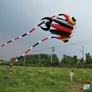 Large Trilobite Kite 10㎡ 3d Soft Kite Used For Adult Outdoor Flying Sports Toys